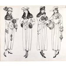 drawings fashion designs fashion drawing and illustration in the 20th century victoria