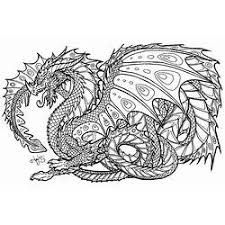Chinese Dragon Flower Coloring Pages Gardening Flower And Vegetables