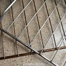 Porcelain Coated Oven Racks Seriously the BEST Way to Clean Oven Racks 41