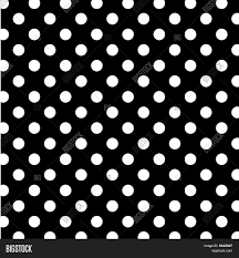 Polka Dot Pattern Unique Seamless Polka Dot Vector Photo Free Trial Bigstock