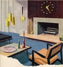 Mid Century Modern Living Room Simple Mid Century Modern Living Room From Mid Century Modern