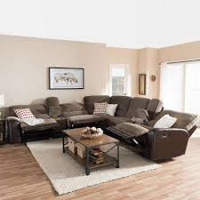 l shaped furniture. Interesting Furniture Richmond 6Piece Contemporary Taupe Fabric Upholstered LShaped Sectional  Sofa Throughout L Shaped Furniture E
