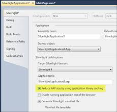 Application Library Caching November 2009 Silverlight