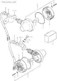 Suzuki ts125ert 1980 43 turn signal l date 01 08 2013