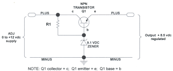 Shunt Regulator Circuit Design 0 60v 3a Dual Rail Bench Supply Electronics Forum