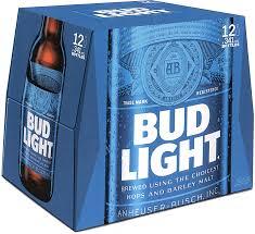 12 Pack Bud Light Bottles Bud Light 908624 Manitoba Liquor Mart