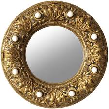 antique oval mirror frame. American Brass Ceiling Medallion Mirror Antique Oval Frame