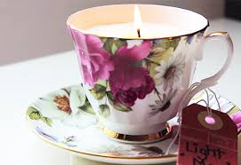 Small Picture How to Make Candles in Teacups DIY Joy