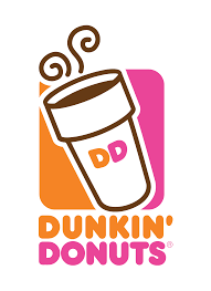 dunkin donuts logo transparent. Dunkin Donuts Png Logo On Transparent