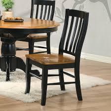 elegant style wood dining chair