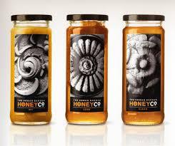 Urban Packaging Design Packaging Design Archive The Urban Graden Honey Co Range