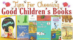 choosing good books for young children