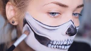 i tried these makeup tutorials and here are my scary results allure