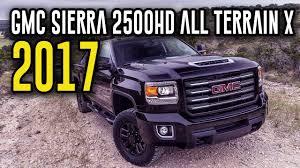 2018 gmc 2500hd all terrain. perfect all 2017 gmc sierra 2500hd all terrain x interior exterior offroad features  review in 2018 gmc 2500hd all terrain