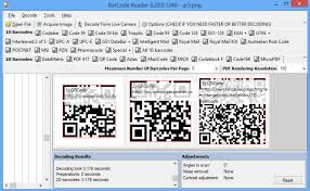 qr detect read qr codes on the windows desktop with barcode reader