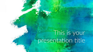 Teaching Powerpoint Backgrounds Template Powerpoint Themes Free Art Powerpoint Template