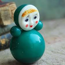 vintage Rolly Polly little doll... Home Decor... May 10 a   Doll home,  Rubber doll, Vintage dolls