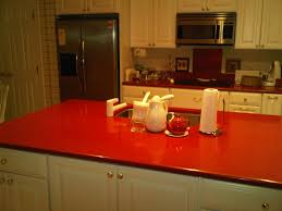 Red And Gold Kitchen S O Metal Finishes In A House For Resale Update In Op