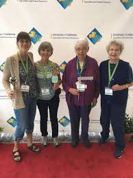 feeling at home with fellow uc master gardeners at the 2017 conference