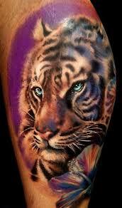 Zajímavé Hodnoty Tetování Tiger V Různých Kulturách Paulturner
