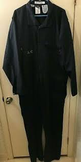 Aramark Coverall Size Chart Indura Westex Fr Coverall Flame Resistant Navy Work