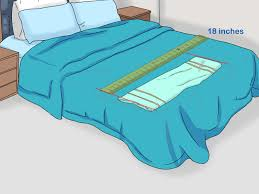 how to make a bed neatly