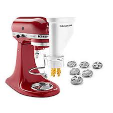 kitchenaid mixer attachments slicer. gourmet pasta press kitchenaid mixer attachments slicer i