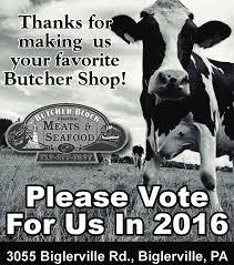 Meat Processors  Hunters Sharing The HarvestButcher Block Meats Biglerville
