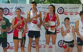 Team of Alex Guzman and Hillary Elliott Win US National Relay Championship