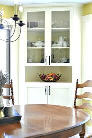 corner hutch white kitchen corner hutch s s white kitchen corner cabinet