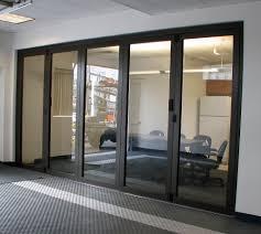 great sliding glass office doors 2. [Door Design] Best 24 Good View Office Sliding Door Aluminum Partition. Closed Interior Great Glass Doors 2