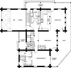 mail floorplan. Montana Log Homes Floor Plan #45 Main Level Mail Floorplan O