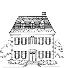 Small Picture Mansion House Coloring Pages Coloring pages wallpaper