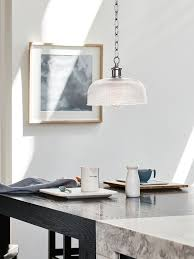 beacon pendant lighting. The Beacon Lighting Charlize 1 Light Clear Glass Pendant With Chrome Detail. S