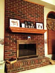 brick fireplace mantel pictures outdoor painters brick fireplace mantel outdoor uk surround removal brick fireplace painted white decorating ideas photos