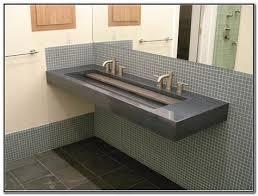 simple 30 commercial bathroom countertops design