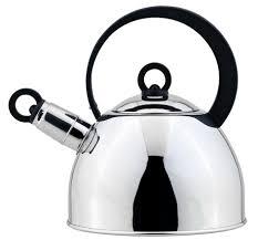 <b>Чайник со свистком</b> Regent inox Tea 93-TEA-25, <b>1.8</b> литра, Регент ...