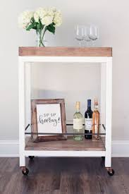DIY Bar Cart