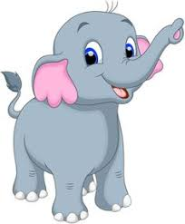 elephant clipart for kids.  Clipart Cartoon Elephant Drawing Images Drawings Animal  Nursery Intended Clipart For Kids A
