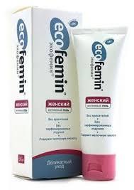 <b>Экофемин Интимный гель</b>, <b>гель</b> для наружного применения, для ...