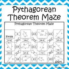 Converse Of Pythagorean Theorem Special Right Triangles Worksheet ...