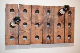 majestic looking wall mounted wood wine rack winerack second sun dma homes 11987 barn racks distressed large
