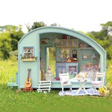 miniture house kits a time travel wooden dollhouse miniature kit doll house led diy