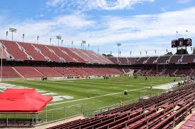 Stanford Stadium Section 118 Rateyourseats Com