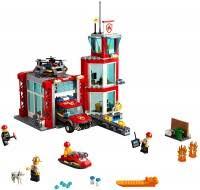 <b>Lego Fire</b> Station 60215 (60215) – купить <b>конструктор</b>, сравнение ...