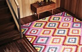 intricately woven kilim rugs from armadillo co australian woven rugs sydney