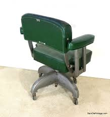 vintage industrial metal office chair metal. 4il_fullxfull721297095_3ql9 Vintage Industrial Metal Office Chair E