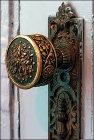 25 Unique Vintage Door Handles