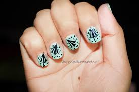 18 Chic nail art designs inspired by monsoon | Indian Makeup and ...