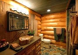 Rustic Bathroom Design Impressive Decorating Ideas